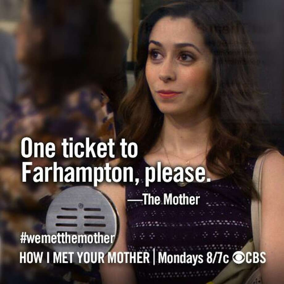 In the season eight finale, viewers were finally (FINALLY!) treated with a quick glimpse of Ted Mosby's (Joshua Radnor) future wife (Cristin Milioti). It's just a shame that it took the writers eight years to finally get there.