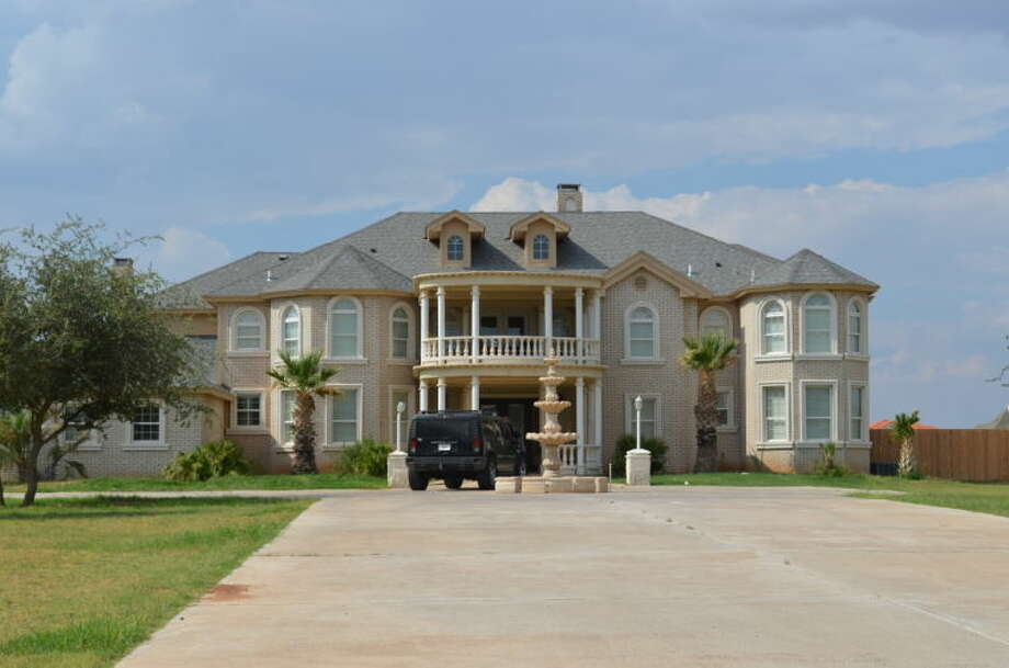 One of the top 100, million dollar single-family residences in Midland County.