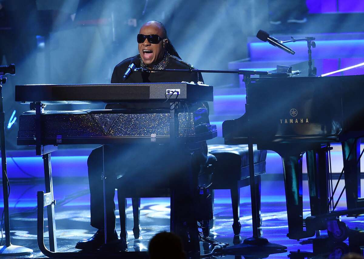 Stevie Wonder headlines the Friday Bottlerock lineup.