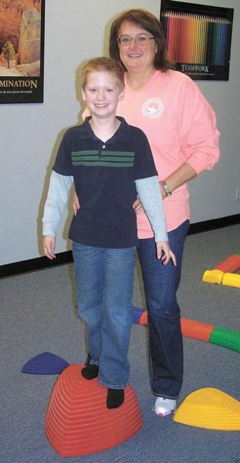 Diagnosed with ADHD, third grader Lucas Todd and his family can now focus on things other than behavior after his 12-week In Balance session. Call Missy Dwyer at 685-3556 to learn how In Balance can help you or your child with learning issues.