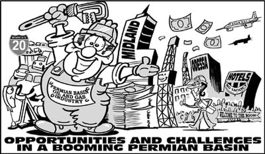 Once again, Norman Johnson has captured the essence of the Executive Oil Conference theme in his conference cartoon which depicts the conference theme. Register for the conference by going to executiveoilconference.com.