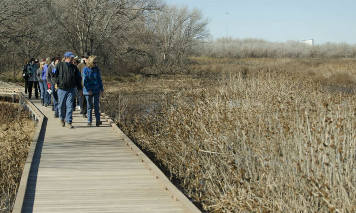 The Interstate 20 Wildlife Preserve recently launched a community wellness program featuring free yoga, Essentrics and high-intensity boot camp classes and health seminars.