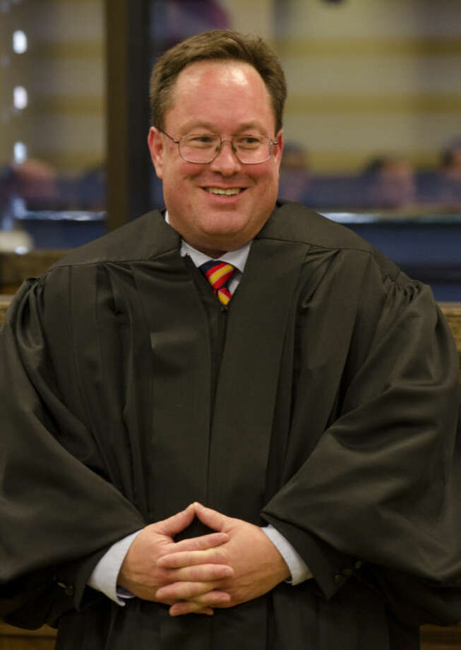 Judge Mike Willson announced this week he will not seek re-election to the 11th Court of Appeals, Place 2, in Eastland. Photo: Tim Fischer