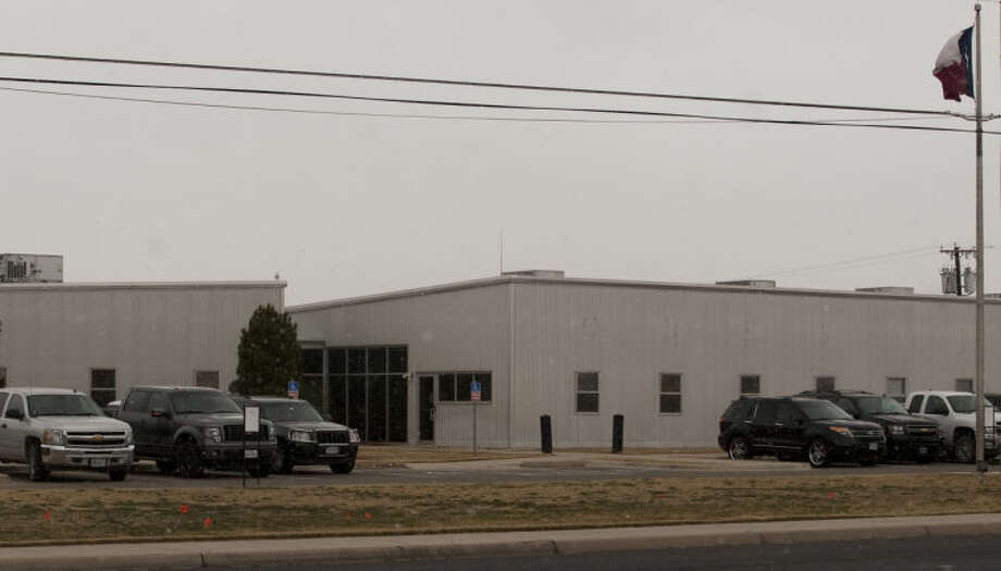 The old Chesapeake building at 2010 Rankin Highway has been bought by Shell. Tim Fischer\Reporter-Telegram