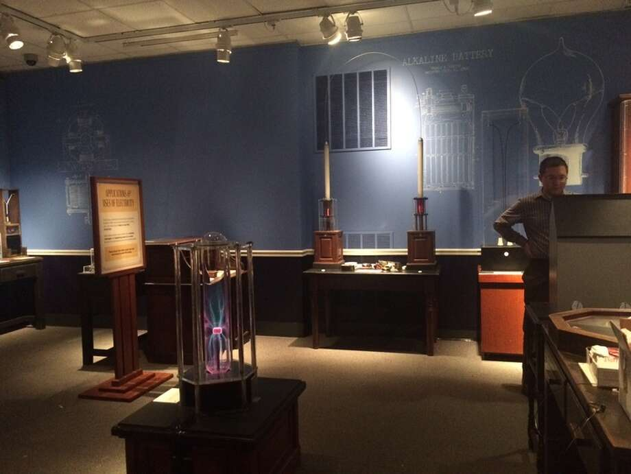 A new exhibit on electricity is being prepared at the Bruce Museum. Photo: / Contributed: Bruce Museum