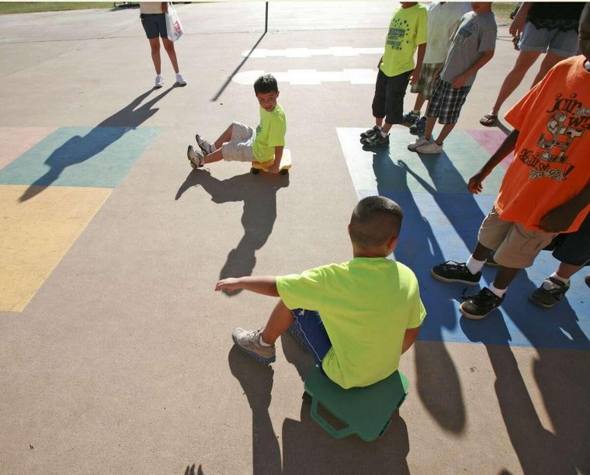 26. Sam Houston Elementary Children at Risk Grade: F State Rank: 4,263