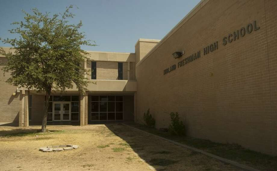 A student at Midland Freshman High School was arrested Friday afternoon after making a terroristic threat, a Midland ISD spokeswoman said.  Photo: Tim Fischer