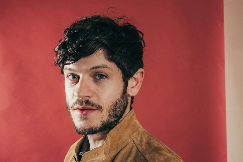 "Iwan Rheon, better known as the blithely malicious Ramsay Bolton on HBO's ""Game of Thrones,"" in Beverly Hills, Calif., April 11, 2016. Rheon conceived  Ramsay, arguably the most hated man on television, as a mash-up of Heath Ledger's unhinged Joker and Dennis the Menace, he said, and added a bit of the swagger of Liam Gallagher, the dyspeptic former Oasis singer. (Elizabeth Weinberg/The New York Times) ORG XMIT: XNYT104 Photo: ELIZABETH WEINBERG / NYTNS"
