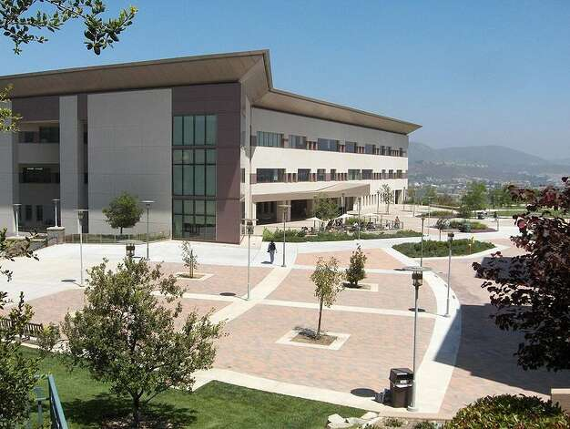 Click through this slideshow to see the highest California college crime rates.15. California State University San Marcos -- Crime rate per 1,000: 1.45 Photo: Wikicommons / Firefox13