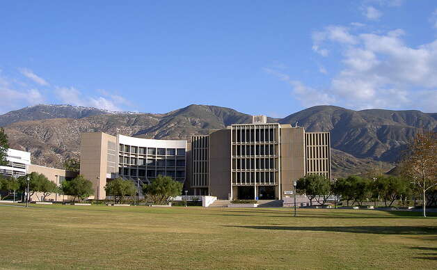 11. Cal State San Bernardino -- Crime rate per 1,000: 1.69 Photo: Wikicommons / Amerique