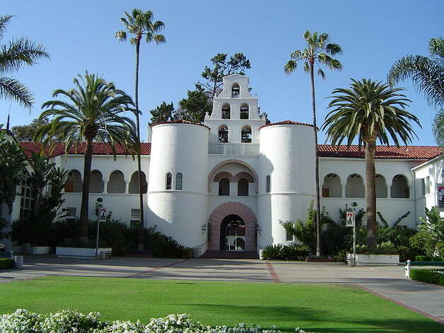 5. San Diego State University -- Crime rate per 1,000: 2.65 Photo: Wikicommons / Geographer