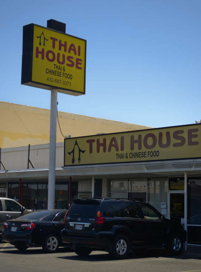 Thai House, 9 Meta Drive, reopened on Thursday or takeout after closing in March at the start of the coronavirus pandemic. Photo: Tim Fischer