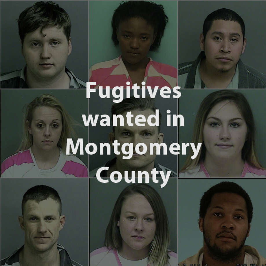 Click the gallery to see the people sought by Montgomery County.