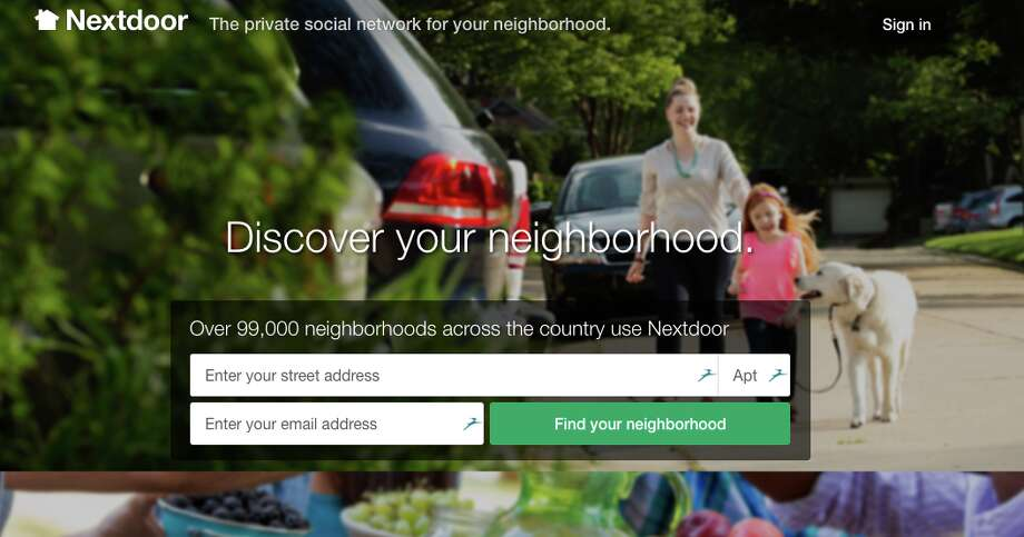 No longer will suspicious neighbors be able to post their fears about a stranger based on that person's color or ethnicity,
