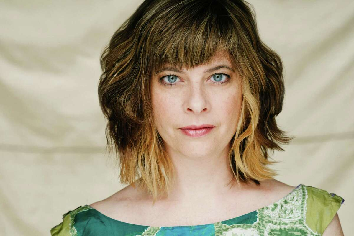 """Playwright Jennifer Haley, a former San Antonio and Houston resident. Her latest play is """"The Nether."""""""
