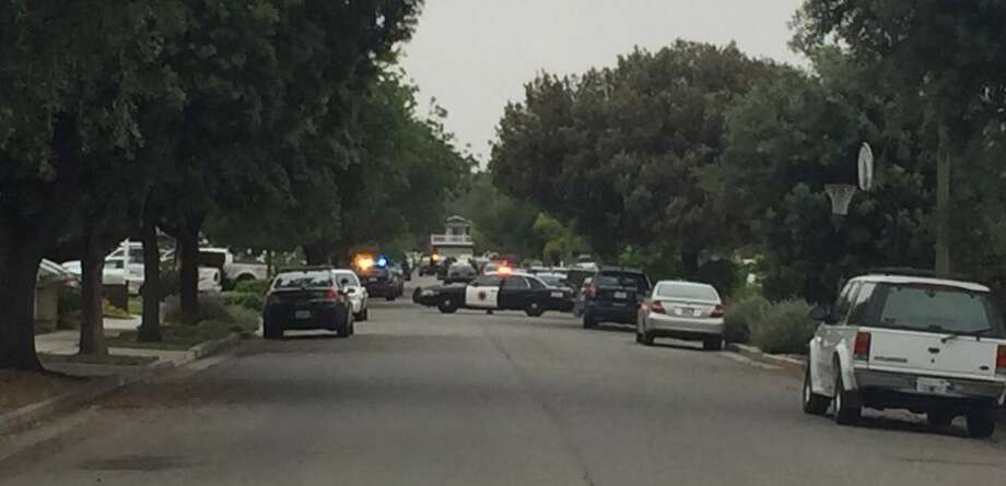 San Jose Police have confirmed an officer-involved shooting near the area near Lansing Avenue and Jarvis Avenue in South San Jose on Wednesday, May 11, 2016. Photo: KTVU