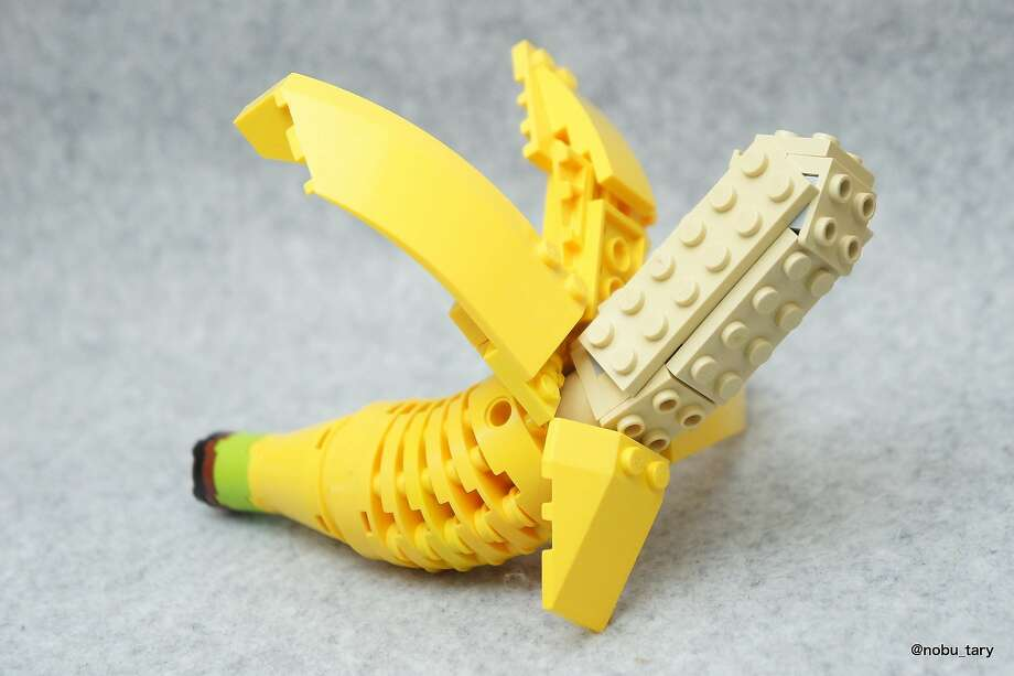 The following gallery shows the wonderful gastronomic creations of Lego craftsman nobu_tary, or just Tary. They'll whet your appetite! Photo: Nobu_tary/Flickr