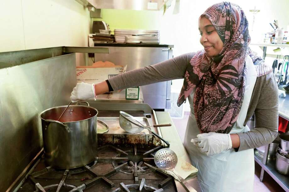 Muslim Soup Kitchen Project Aims To Dispel Stereotypes