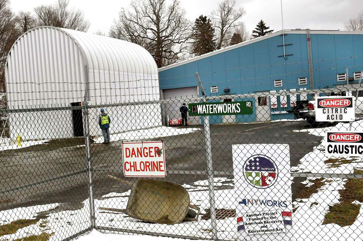 FILE. Letter writer says, 'Drinking water in Hoosick Falls remains clean. Mentioning Hoosick Falls and Flint in the same sentence could be taken to imply that the two situations were comparable. In Flint, the government's behavior was criminal; in Hoosick Falls, New York responded responsibly.' (Cindy Schultz / Times Union)