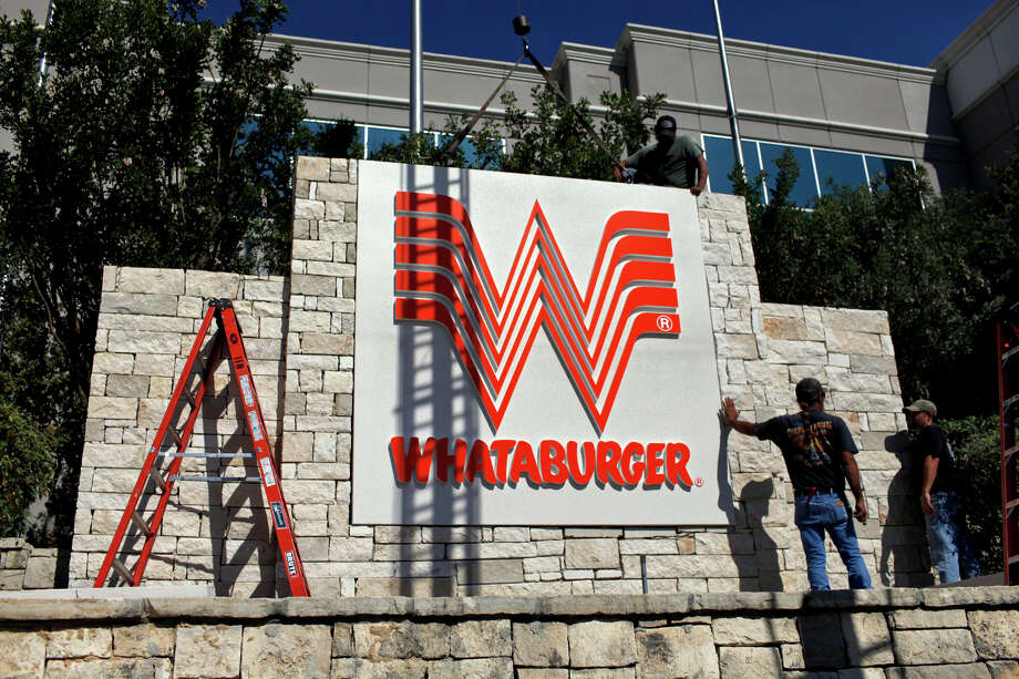 Whataburger bought its current 5.7-acre, 152,000 square-foot headquarters in 2009, when it moved its base from Corpus Christi to San Antonio. Photo: LISA KRANTZ /SAN ANTONIO EXPRESS-NEWS / SAN ANTONIO EXPRESS-NEWS