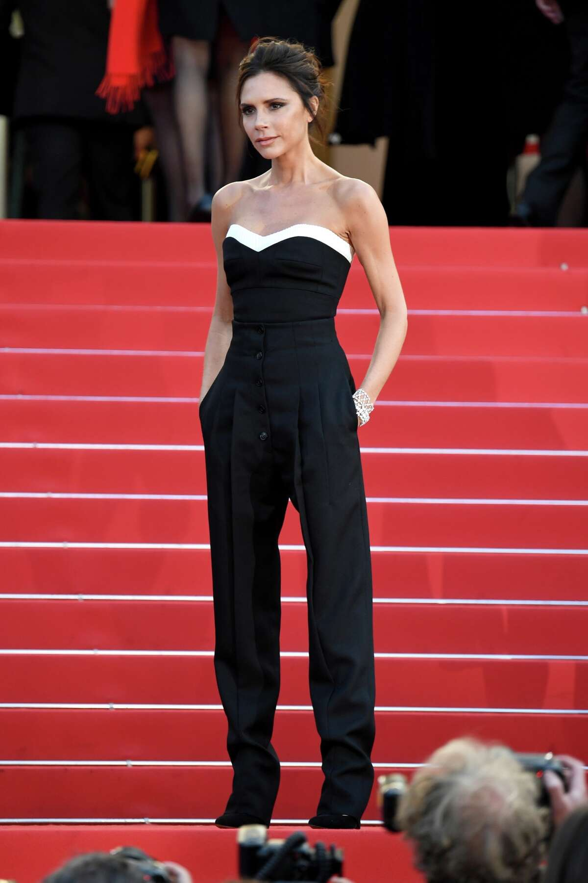 Victoria Beckham is partnering with Target on a new clothing line. Click through to see other celebrities with clothing lines.