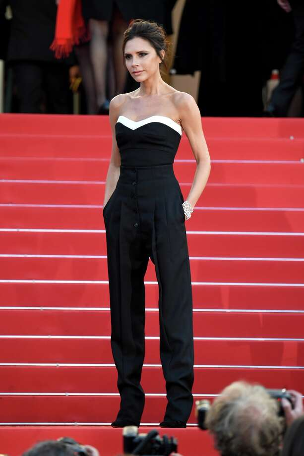 Victoria Beckham is partnering with Target on a new clothing line. Click through to see other celebrities with clothing lines.  Photo: WireImage