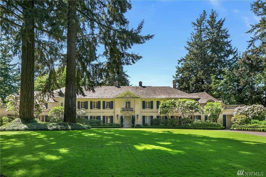 Historic Palace Hidden Near Seattle