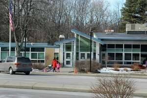 Exterior of Birchwood Elementary School on Tuesday, Feb. 4, 2014 in Niskayuna, N.Y. The Niskayuna Central School District will test water at every school in the district after a water sample from a faucet at Glencliff Elementary School showed elevated lead levels, according to a statement issued Wednesday by the district.  (Lori Van Buren / Times Union archive)