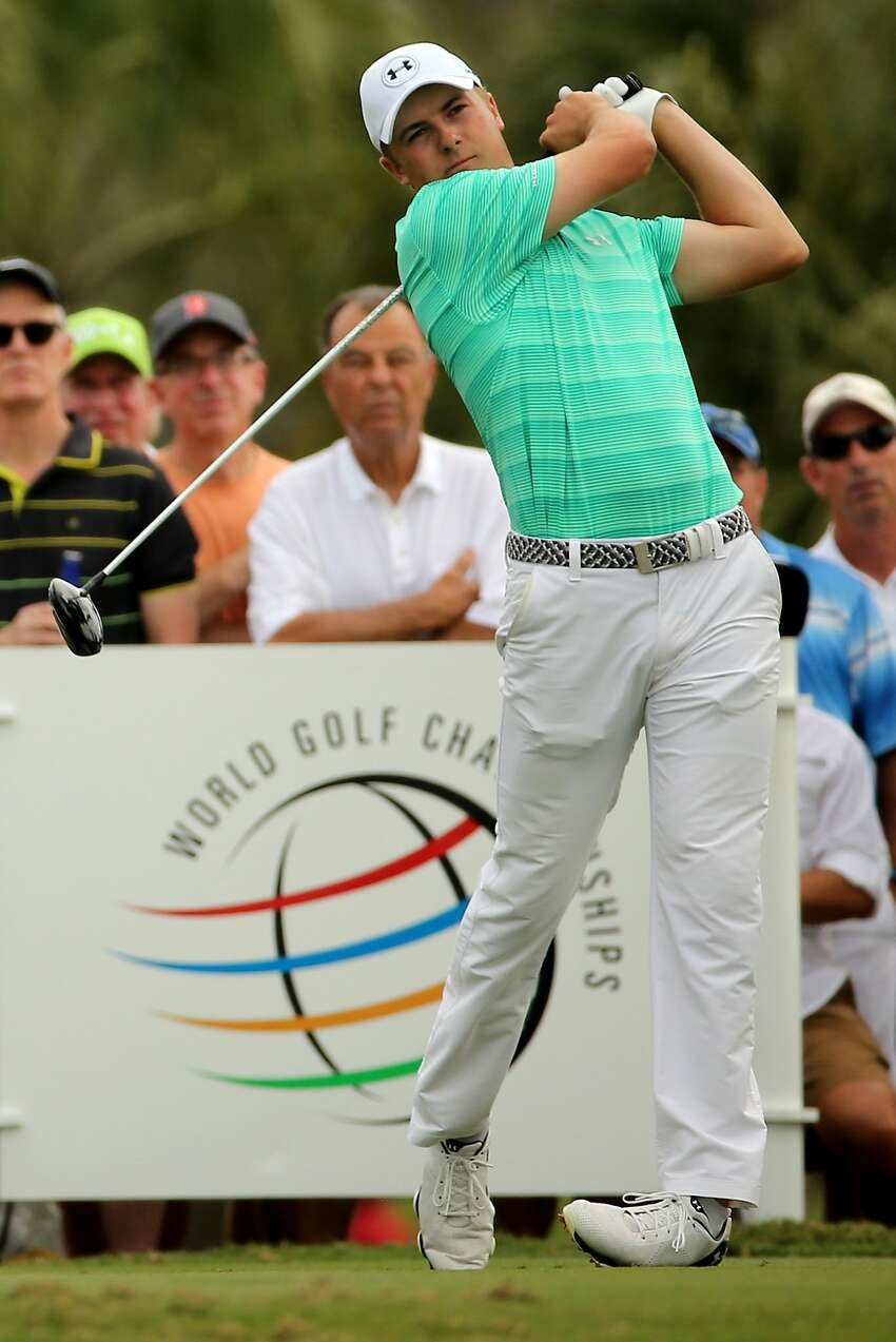 Jordan Speith PGA world ranking: 6