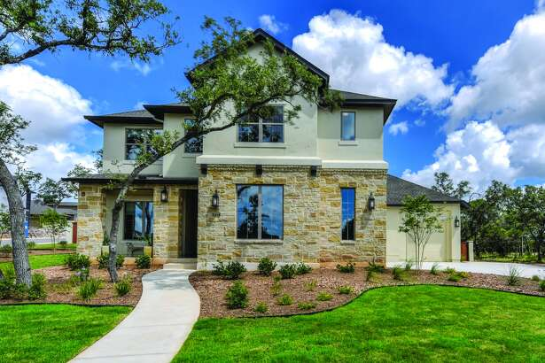 This home by Monticello Homes at 3727 Coggeshall Lane is included in the 2016 Spring Tour of Homes.