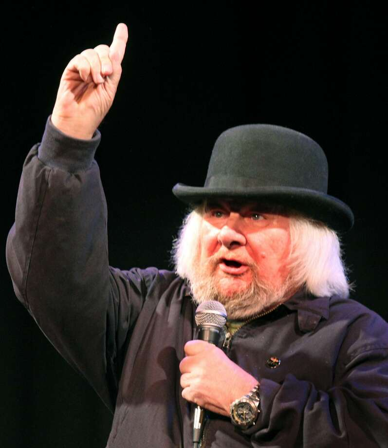 Wavy Gravy's 80th Birthday is a two-stage music and art fair. Photo: Lance Iversen, The Chronicle
