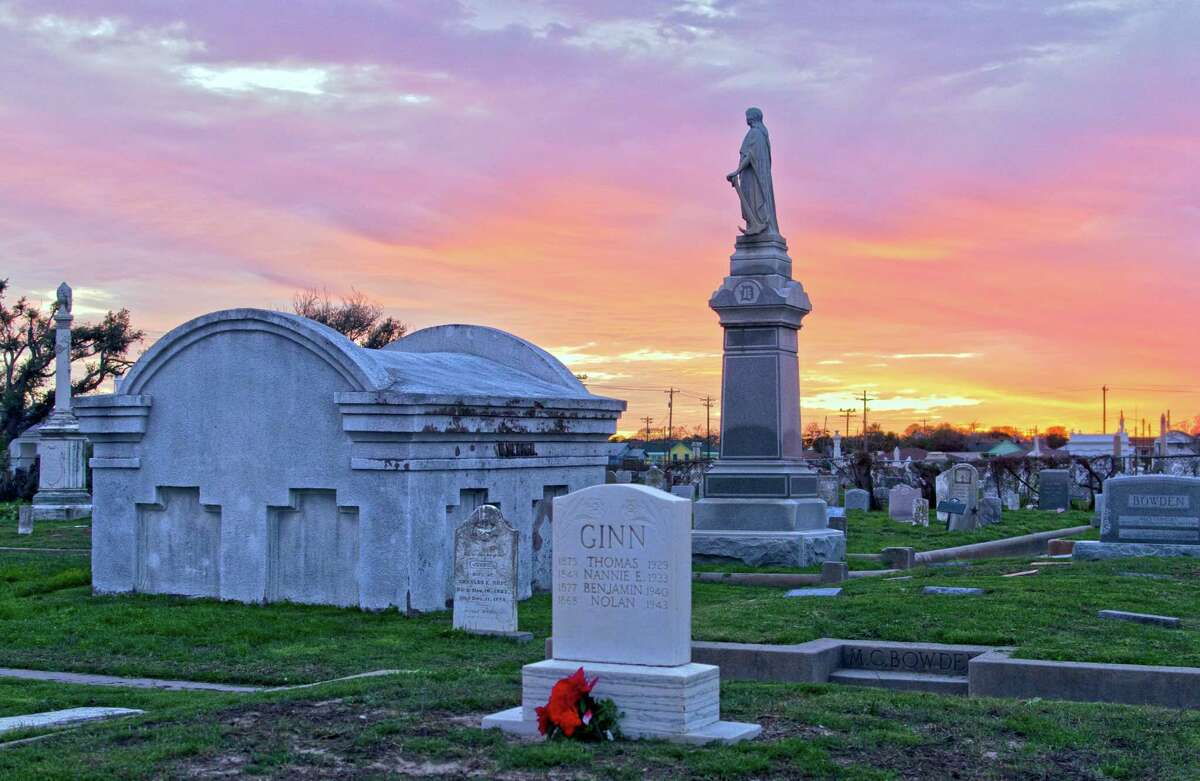 Galveston Island is home to many attractions including the Bishop's Palace and Broadway Cemetery.