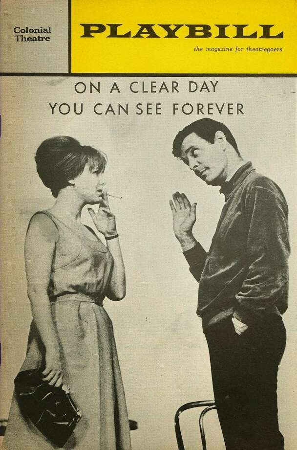 Playbill cover from the 1965 original. That's Barbara Harris and William Daniels.  Credit: Courtesy of New Conservatory Theatre Company Photo: Courtesy Of New Conservatory Theatre Company