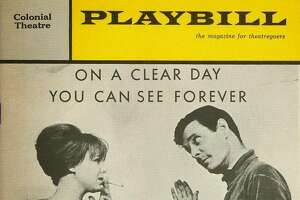 Playbill cover from the 1965 original. That's Barbara Harris and William Daniels.  Credit: Courtesy of New Conservatory Theatre Company