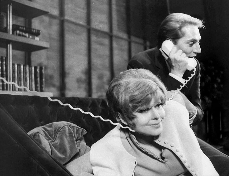 "The original 1965 ""On a Clear Day,"" starring Barbara Harris and John Cullum, ran just eight months, despite a score by Alan Jay Lerner and composer Burton Lane. Photo: Courtesy Of New Conservatory Theatre Company"