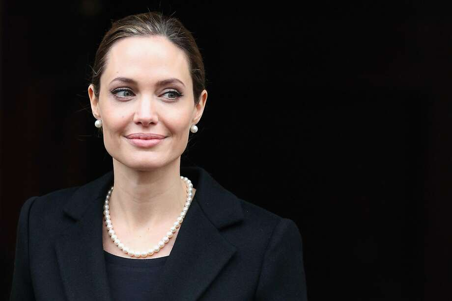 Public awareness of BRCA mutations received a boost after Angelina Jolie disclosed she had undergone a preventive double mastectomy. Photo: Oli Scarff, Getty Images