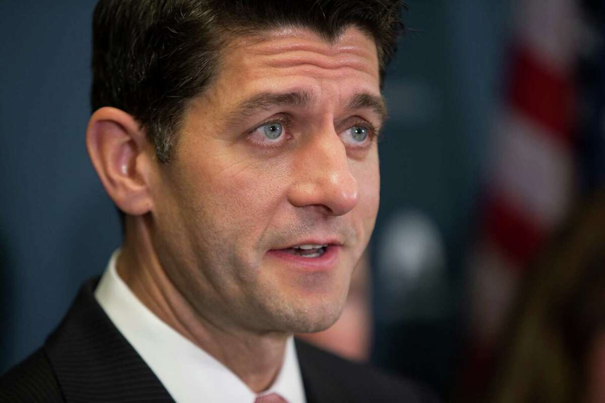 House Speaker Paul Ryan of Wis. speaks during a news conference on Capitol Hill in Washington, Wednesday, May 11, 2016. (AP Photo/Evan Vucci) ORG XMIT: DCEV106