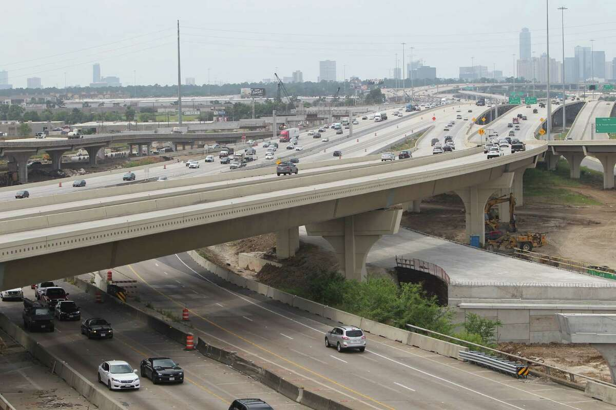 Construction at U.S. 290 and Loop 610 is partly responsible for delays on the West Loop, which is again the most congested freeway in Texas, according to state officials. Keep clicking to see the 30 most congested freeways in Texas in 2016.