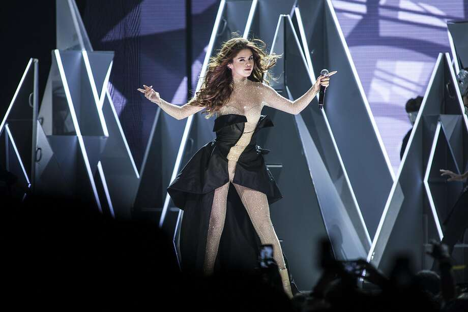 Selena Gomez during her Revival Tour concert to SAP Center in San Jose , California, USA 11 May 2016. (Peter DaSilva/Special to The Chronicle) Photo: Peter DaSilva, Special To The Chronicle