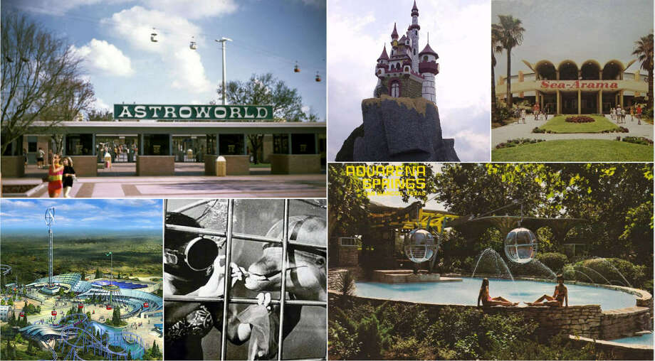 >> Click the gallery to see the places that Texas kids loved but no longer exist.