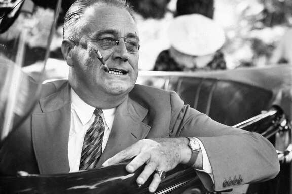Franklin Delano Roosevelt, 32nd President of the United States