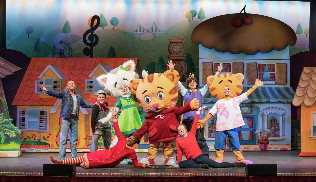 """Society for the Performing Arts' 50th anniversary season in 2016-17 includes a special family series that kicks off with """"Daniel TIger's Neighborhood LIVE,"""" an interactive musical adventure from the hit PBS television series, Oct. 9."""