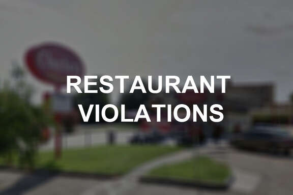 Take a look at the restaurants cited for violations this week.