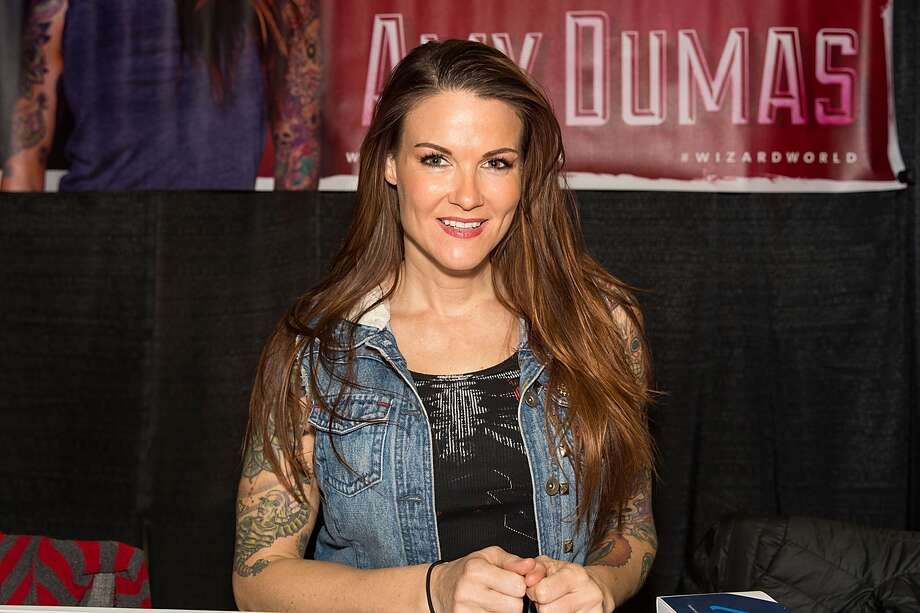 Former WWE Diva and Hall of Famer Amy Dumas was arrested for speeding and driving with a suspended license on Dec. 9, 2011 in Columbia County, Ga. Photo: Rick Kern, Getty Images