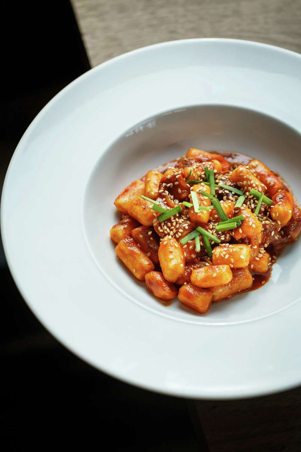 Korean Braised Goat and Dumplings at Underbelly
