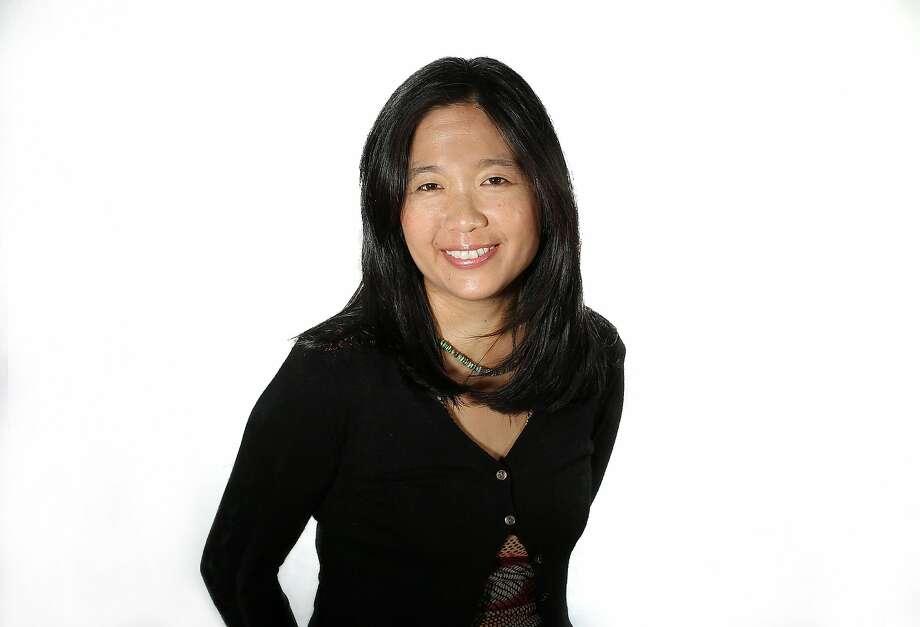 Datebook columnist Vanessa Hua in San Francisco, California on tuesday, may 3, 2016. Photo: Liz Hafalia, The Chronicle