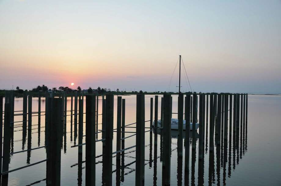 For water quality, Galveston Bay gets an A. Last year, it got a B. The 