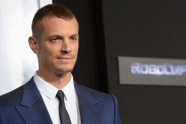 "HOLLYWOOD, CA - FEBRUARY 10: Actor Joel Kinnaman attends the premiere of Columbia Pictures' ""Robocop"" on February 10, 2014 in Hollywood, California. (Photo by Jason Kempin/Getty Images)"