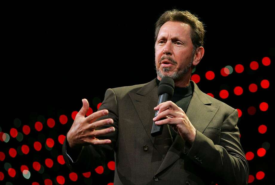 Oracle chairman Larry Ellison stands to profit from his company's $9.3 billion NetSuite deal. Photo: BEN MARGOT, Associated Press