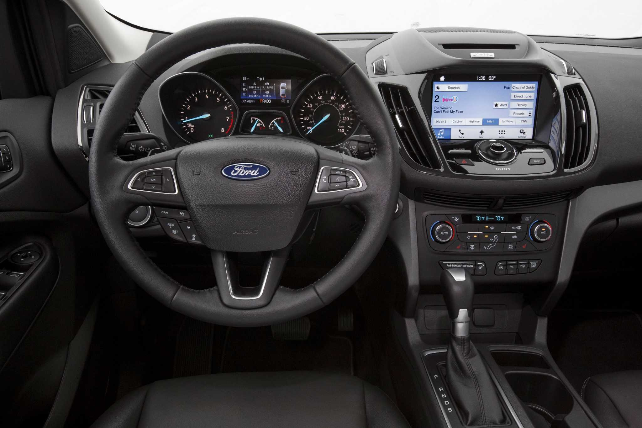 Ford's hot-selling Escape gets major injection of technology, new engines